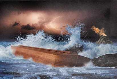 Noah s ark truth or myth